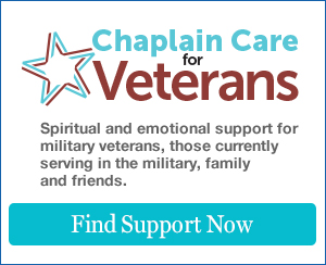 Chaplain Care for Vetereans
